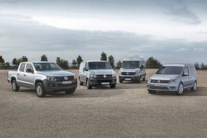 VW lieferte 36 900 Nutzfahrzeuge aus. © spothits/Auto-Medienportal.Net/Volkswagen
