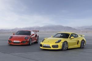Porsche lieferte im Mai über 20 500 Autos aus. © spothits/Auto-Medienportal.Net/Porsche