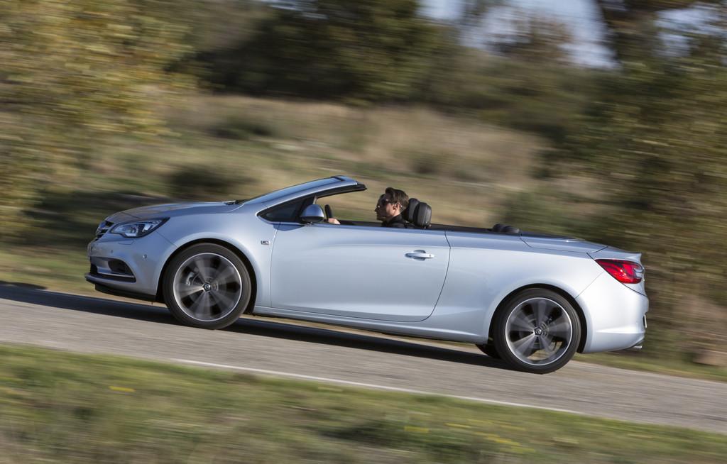 Neuer Diesel für den Opel Cascada. © spothits/Auto-Medienportal.Net/Opel