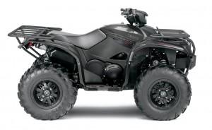 Yamaha Kodiak 700 tritt neu auf. © spothits/Auto-Medienportal.Net/Yamaha
