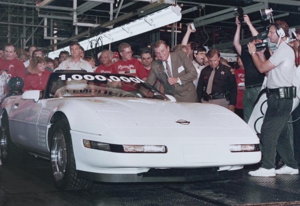 Zurück aus der Tiefe: Wiederauferstehung der einmillionsten Corvette . © spothits/Auto-Medienportal.Net/National Corvette Museum