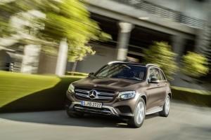 Mercedes-Benz GLC: Sinnliche Klarheit statt klarer Kante. © spothits/Auto-Medienportal.Net/Daimler