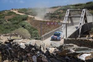 WRC-Rallye Sardinien: Erstmals zwei Hyundai auf dem Podium. © spothits/Auto-Medienportal.Net/Volkswagen