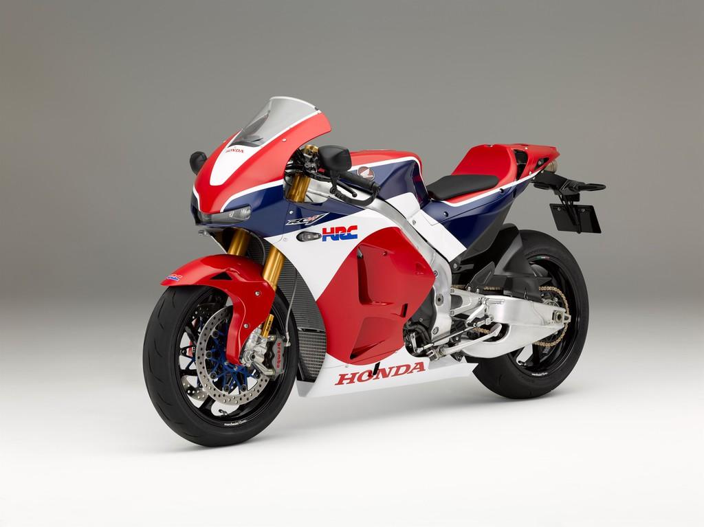 Honda RC213V-S: Ein Straßenrenner für 188 000 Euro. © spothits/Auto-Medienportal.Net/Honda