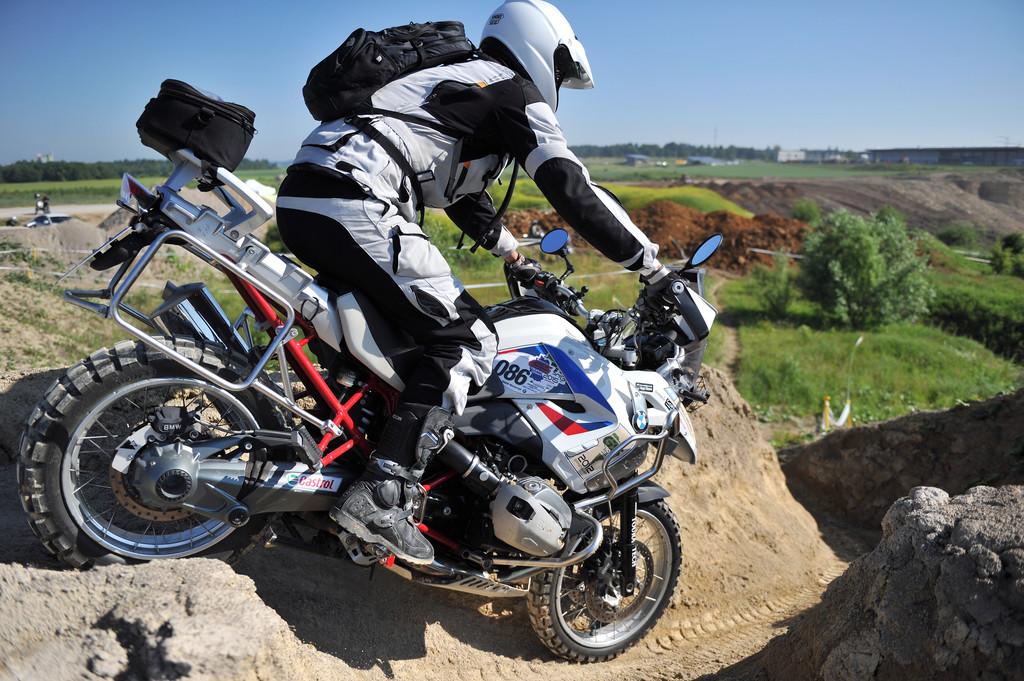 BMW-Motorrad-GS-Trophy: Für den Sieger erfüllt sich ein Traum. © spothits/ Auto-Medienportal.Net/BMW