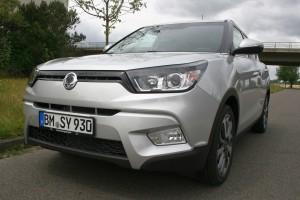 Ssangyong Tivoli: Ihr erstes SUV?. © spothits/Auto-Medienportal.Net