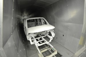 Neues Lack-Trocknungsverfahren bei VW. © spothits/Auto-Medienportal.Net/Volkswagen
