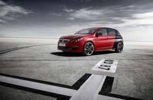 Peugeot legt nach: 308 GTi mit 270 PS. © spothits/Auto-Medienportal.Net/Peugeot