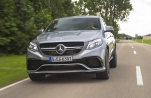 Mercedes-Benz GLE: Aus eins mach viele. © spothits/Auto-Medienportal.Net/Daimler