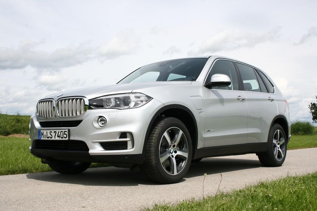 BMW X5 xDrive 40e: Mehr Spaß- als Sparmobil. © sph/Auto-Medienportal.Net