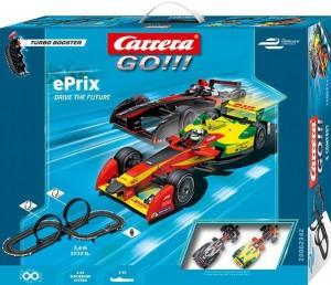 Carrera holt die Formel E ins Haus. © spothits/Auto-Medienportal.Net/Carrera
