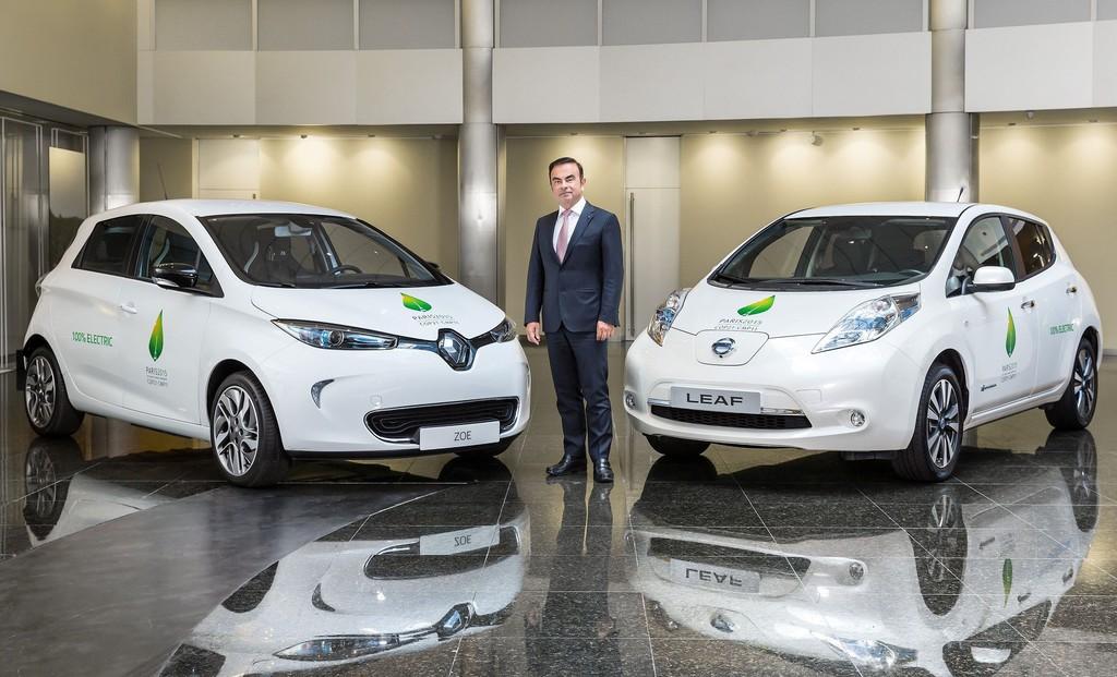 Renault-Nissan-Allianz verkauft 250 000 Elektrofahrzeuge. © spothits/Auto-Medienportal.Net/Renault