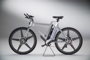Ford präsentiert E-Bike und entsprechende App. © spothits/Auto-Medienportal.Net/Ford