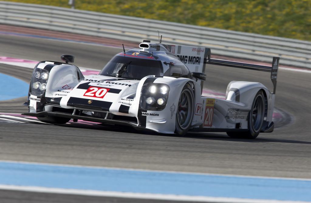 Porsche versteigert Le-Mans-Modellfahrzeug für guten Zweck. © spothits/Auto-Medienportal.Net/Porsche