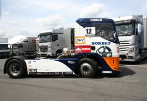 Goodyear versteigerte rasante Mitfahrt im Racetruck. © spothits/Auto-Medienportal.Net
