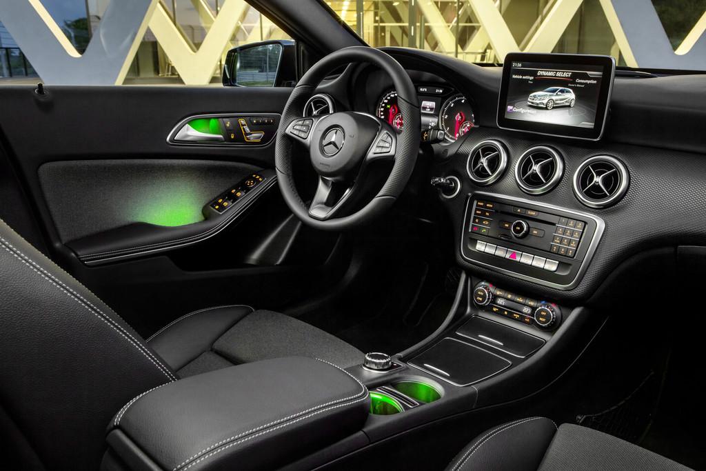 Mercedes Benz A Klasse Der Junior Spothits