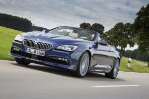 BMW B6 Biturbo Edition 50 Cabriolet: Elitärer Anspruch. © spothits/Auto-Medienportal.Net/Alpina, Gudrun Muschalla