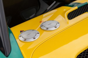 Lotus 3-Eleven: 456 PS für 900 Kilogramm. © spothits/Auto-Medienportal.Net/Lotus