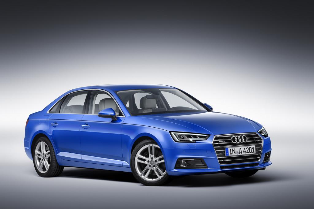 Audi A4: Kein Ingolstädter kann mehr. © spothits/Auto-Medienportal.Net/Audi