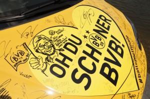 Opel versteigert Klopps Adam für guten Zweck. © spothits/Auto-Medienportal.Net/Opel