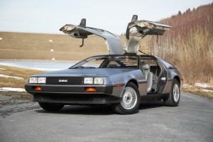 1983 DeLorean DMC-12. © spothits/V8 Werk