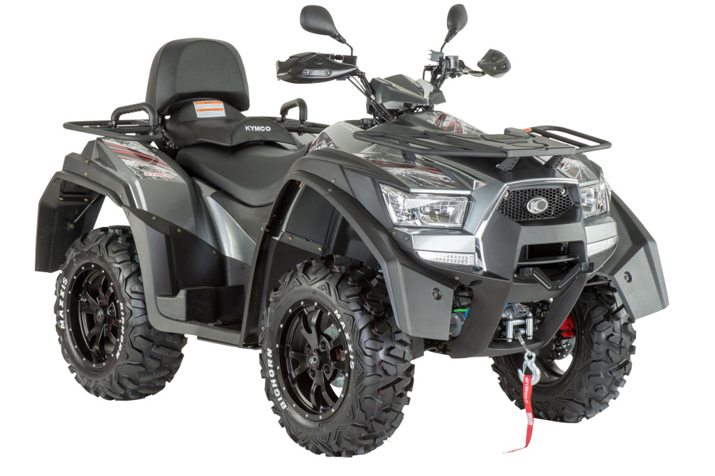 kymco mxu 700 exi eps lof neues atv topmodell spothits. Black Bedroom Furniture Sets. Home Design Ideas