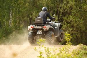 Kymco MXU 700 EXi EPS LOF: Neues ATV-Topmodell mit Servolenkung. © spothits/Kymco