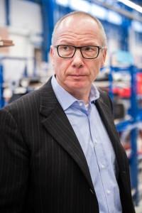Wolfgang Speck, Vorsitzender der Geschäftsführung der KnausTabbert GmbH. © spothits/Gergely Besenyei.