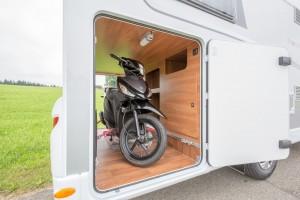 Dethleffs Trend 2016: Reisemobil startet modellgepflegt in neue Saison. © spothits/Dethleffs