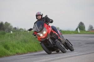 Quadro4: Vierrad-Roller startet in Deutschland. © spothits/MSA