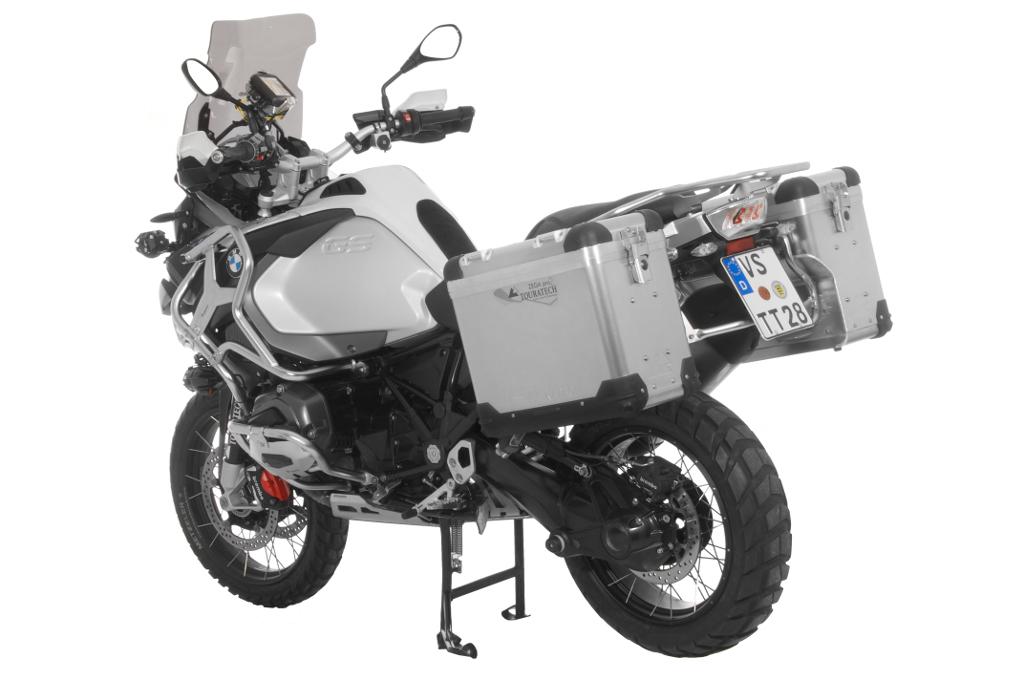 Touratech bietet Koffersystem Zega Pro2 für BMW R 1200 GS LS / Adventure. © spothits/Touratech