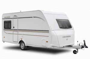 Weinsberg Caravan 2016: CaraOne mit vielen Neuerungen. © spothits/Weinsberg