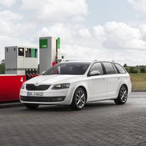 Neue Technik lässt Erdgasautos durchstarten. © spothits/Auto-Medienportal.Net/Skoda