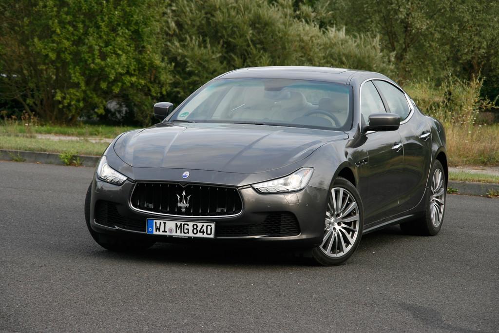Maserati kehrt nach Indien zurück. © spothits/Auto-Medienportal.Net/Busse
