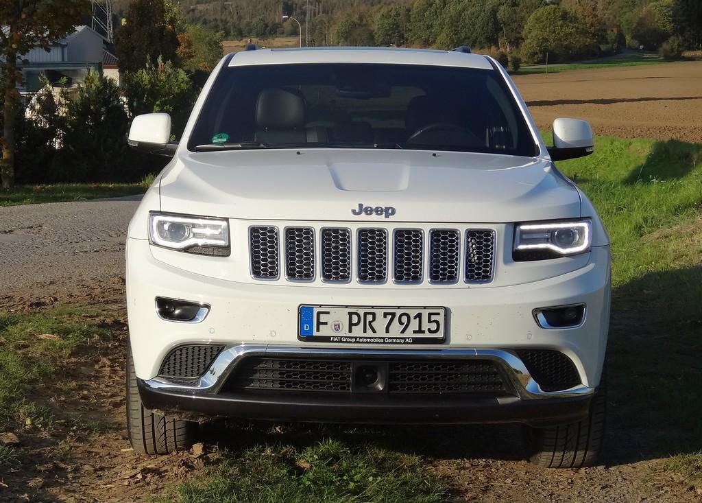 Jeep stockt Neuwagengarantie auf vier Jahre auf. © spothits/Auto-Medienportal.Net