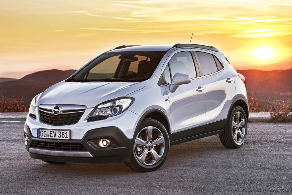 Opel bietet Gebrauchtwagen-Eintauschprämie. © spothits/Auto-Medienportal.Net/Opel