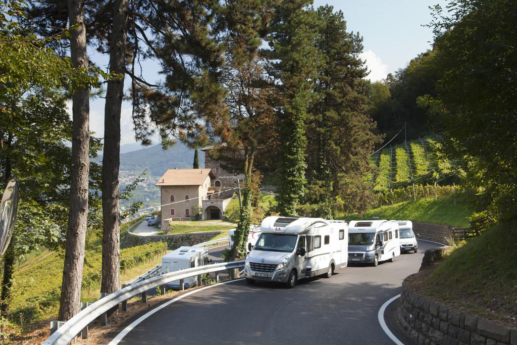 Nächtliche Überfälle auf Camper. © spothits/Auto-Medienportal.Net/ADAC