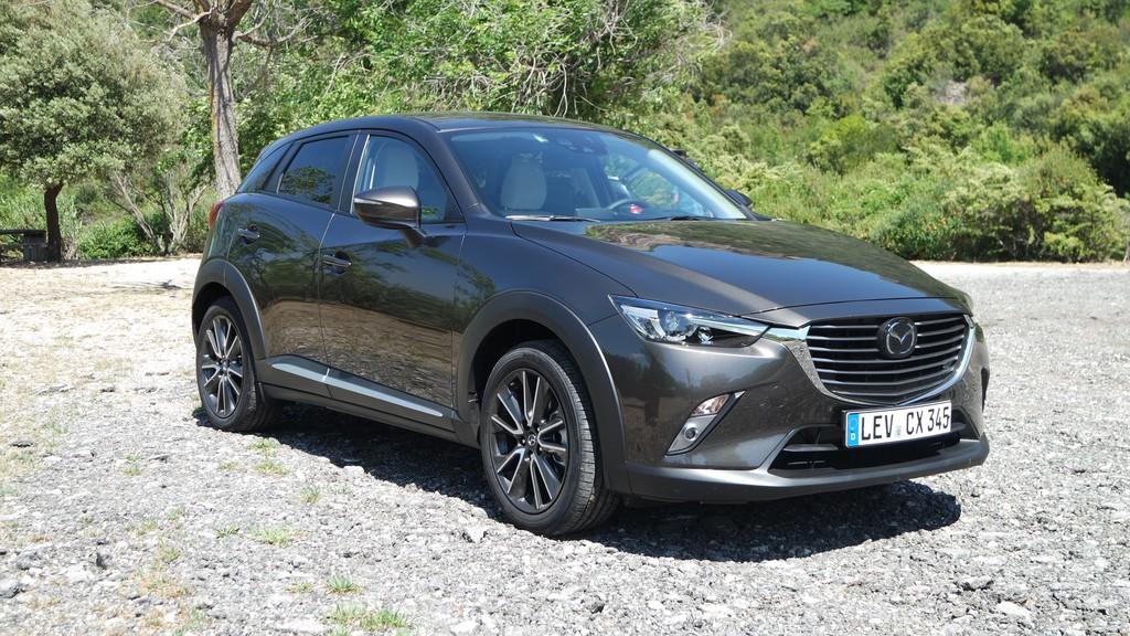 Mazda will 2015/2016 um sieben Prozent wachsen. © spothits/Auto-Medienportal.Net