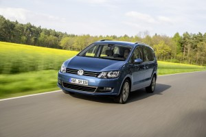 Volkswagen Sharan ab sofort im Handel. © spothits/Auto-Medienportal.Net/Volkswagen
