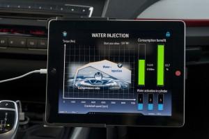 BMW sorgt mit Wasser für mehr Feuer. © spothits/Auto-Medienportal.Net/BMW