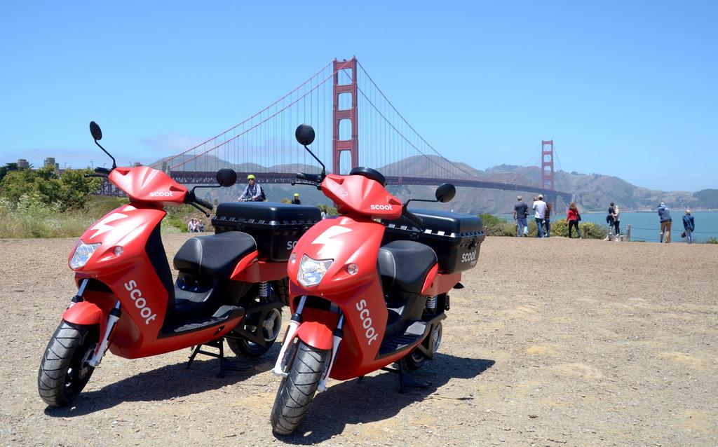 Govecs liefert 150 E-Roller in die USA. © spothits/Auto-Medienportal.Net/Govecs