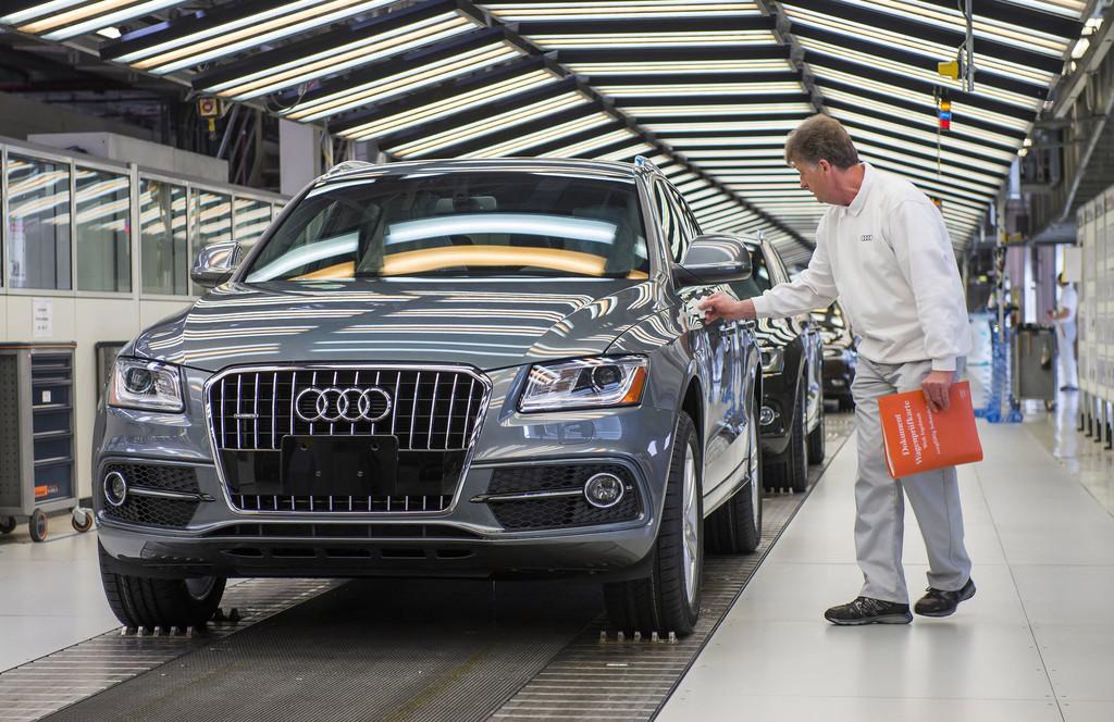 Deutsche Autoindustrie auf gutem Weg. © spothits/Auto-Medienportal.Net/Daimler