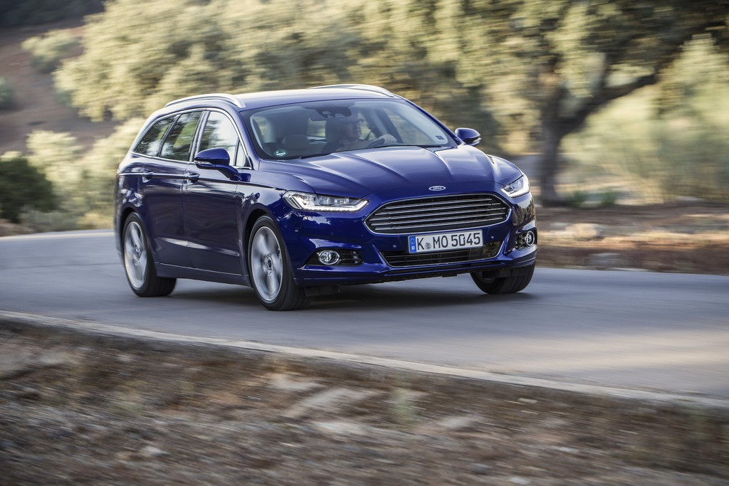 """Ford Mondeo als """"Business Edition"""". © spothits/Auto-Medienportal.Net/Ford"""