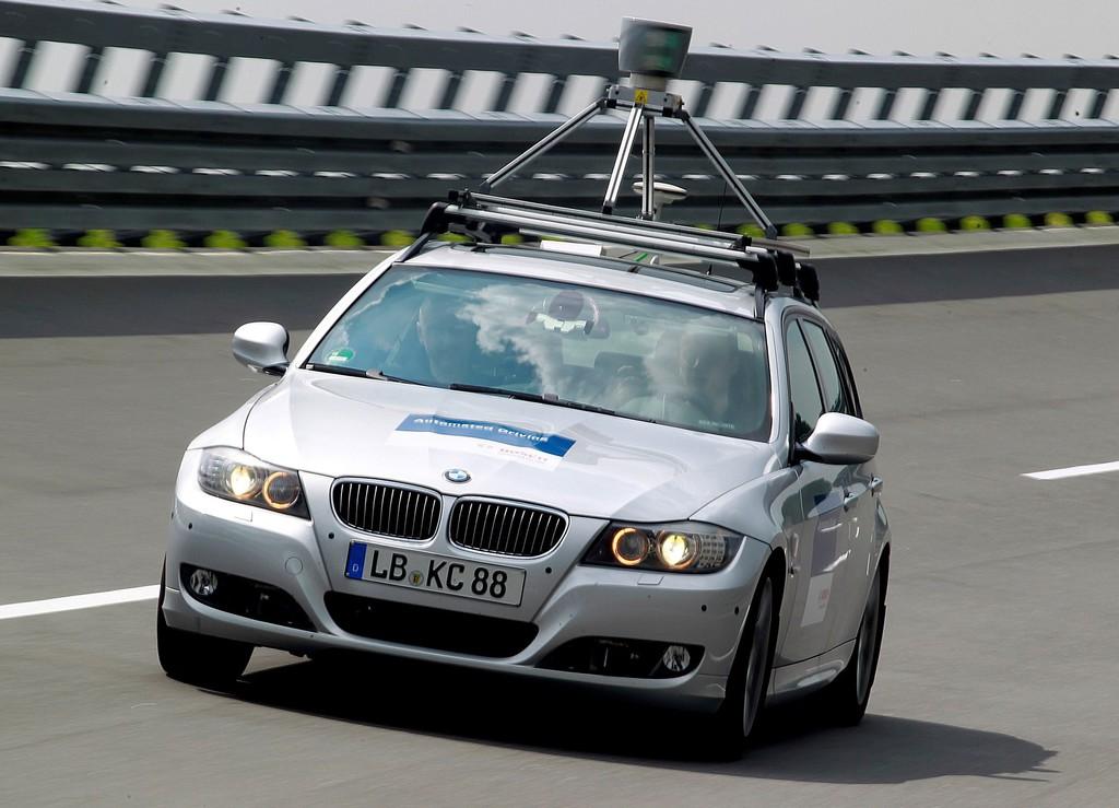 Bosch leitet Forschung zum automatisierten Fahren. © spothits/Auto-Medienportal.Net/Bosch