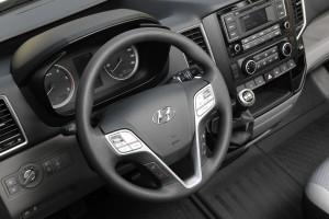 Hyundai H350: Ordentlich was auf dem Kasten. © spothits/Auto-Medienportal.Net/Hyundai