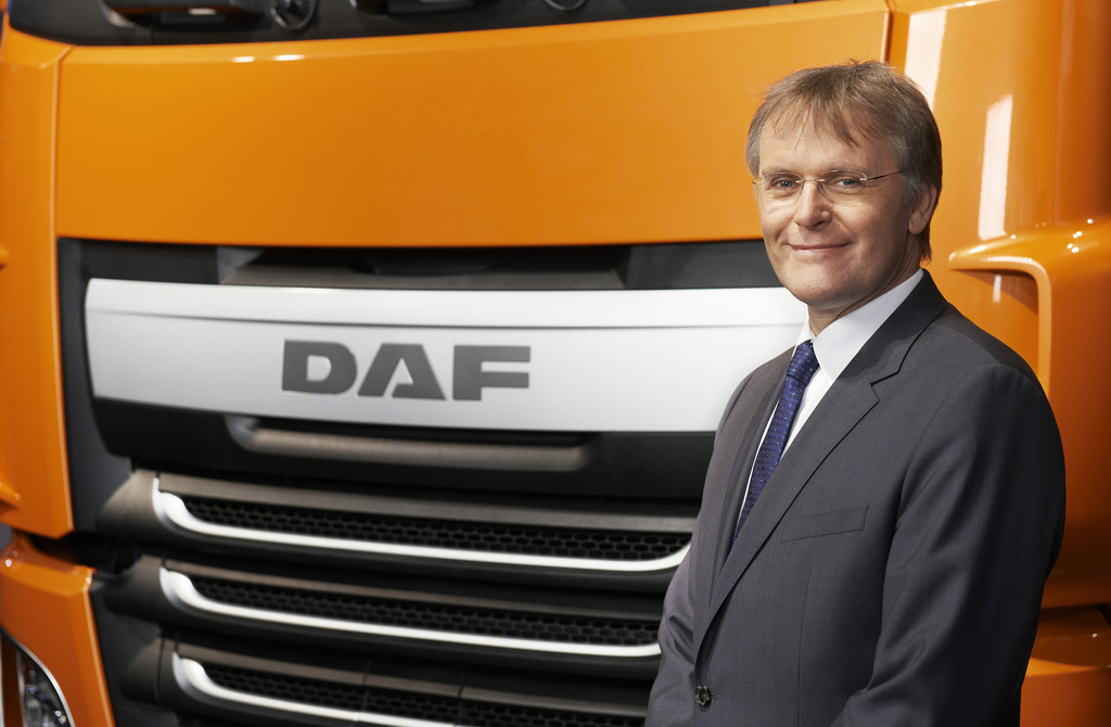 Zink wird DAF-Vorstand Marketing & Sales. © spothits/Auto-Medienportal.Net/DAF
