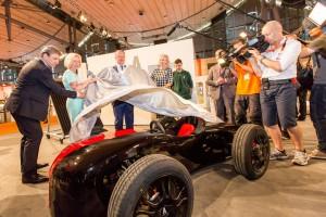 Ideen-Expo 2015: Von der Designskizze bis zum Autobau. © spothits/Auto-Medienportal.Net/Voigt