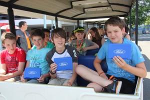 Ford-Beschäftigte organisieren Sommerferienprogramm. © spothits/Auto-Medienportal.Net/Ford