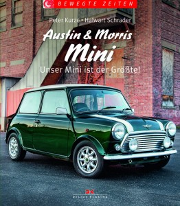 Im Bücherregal: Ein kleines Auto von wahrer Größe. © spothits/Auto-Medienportal.Net/Delius-Klasing-Verlag