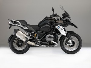 BMW R 1200 GS als schwarzes Sondermodell. © spothits/Auto-Medienportal.Net/BMW